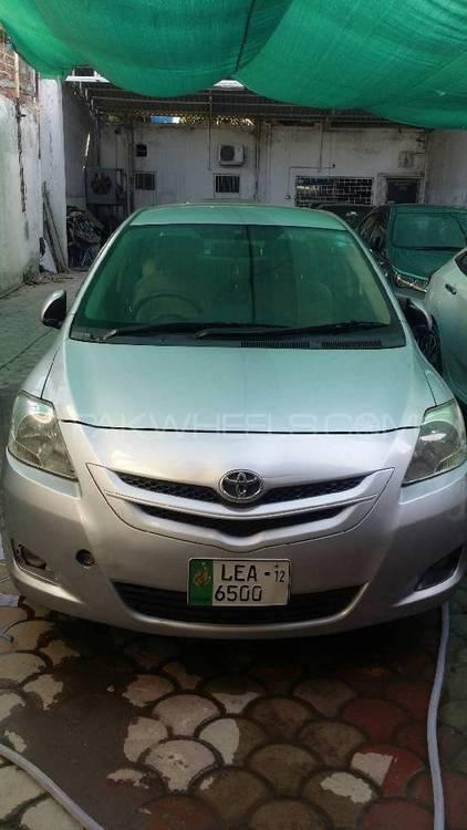Toyota Belta 2006 Image-1