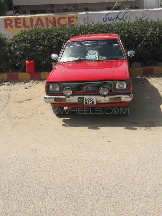Datsun 120 Y 1980 Image-1