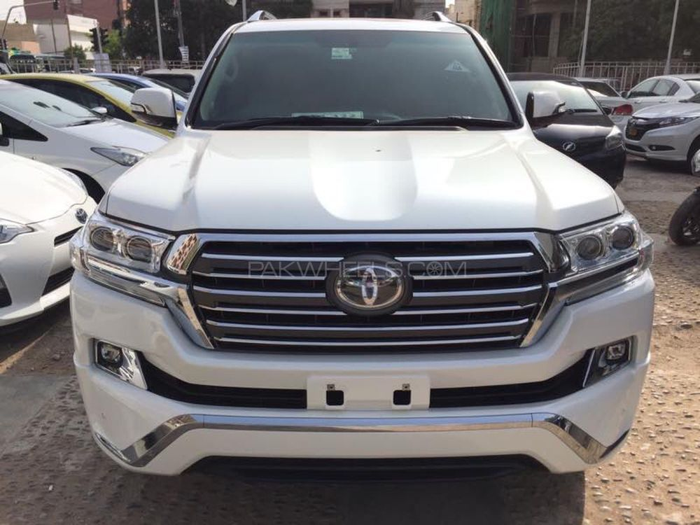 toyota land cruiser ax 2007 for sale in karachi pakwheels. Black Bedroom Furniture Sets. Home Design Ideas