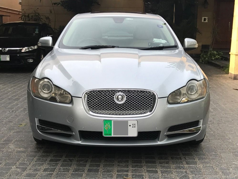jaguar xf 2009 for sale in lahore pakwheels. Black Bedroom Furniture Sets. Home Design Ideas