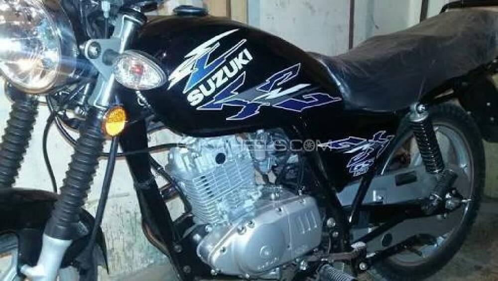 Suzuki Gs  Modified For Sale In Karachi