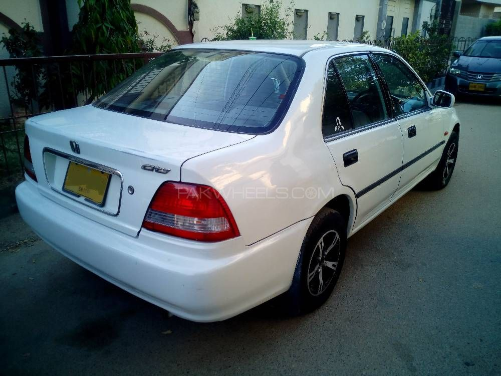 Honda City 2003 For Sale In Karachi Pakwheels