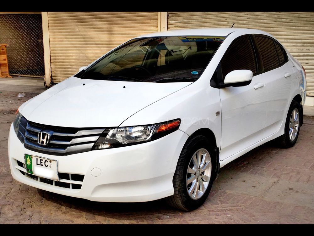 Honda City 1 3 I Vtec 2011 For Sale In Lahore Pakwheels