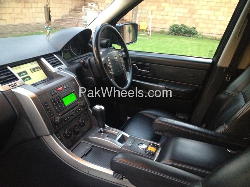 Range Rover Sport SE 2006 Image-5