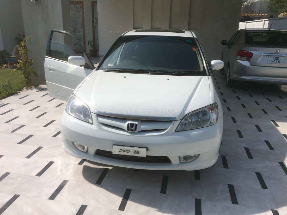 Honda Civic Vti Oriel Prosmatec 1 6 2004 For Sale In