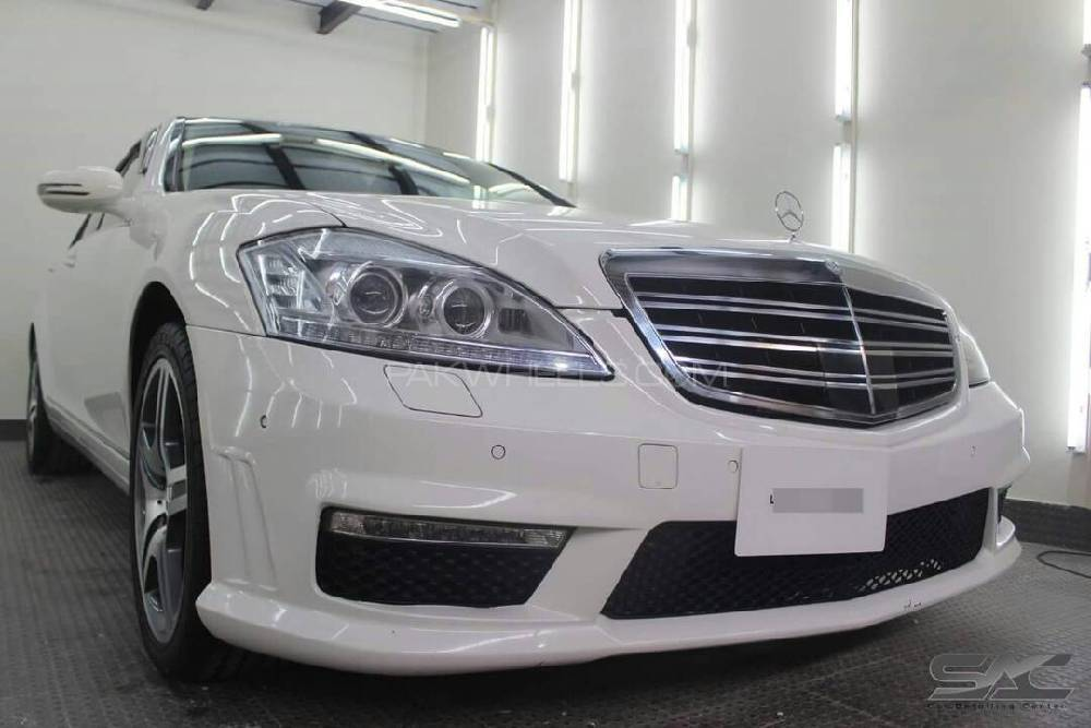 Mercedes benz s class s350 2008 for sale in karachi for Mercedes benz 2008 s550 for sale