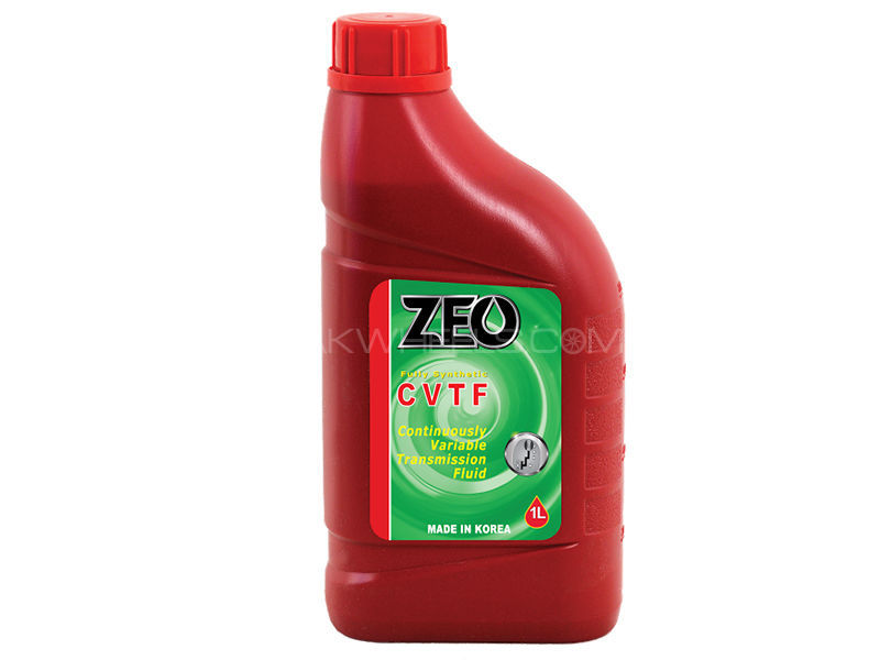 ZEO 1Ltr Fully Synthetic CVTF Gear Oil  in Lahore