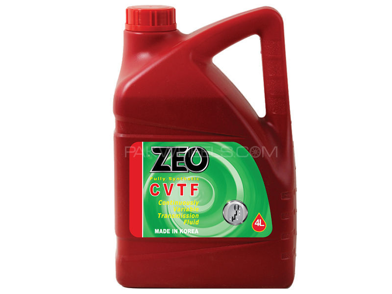 ZEO 4Ltr Fully Synthetic CVTF Gear Oil  in Lahore