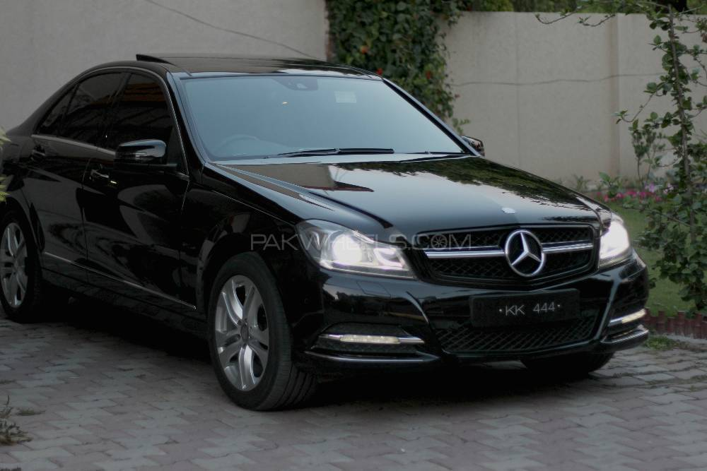 Mercedes Benz C Class C200 2013 For Sale In Islamabad