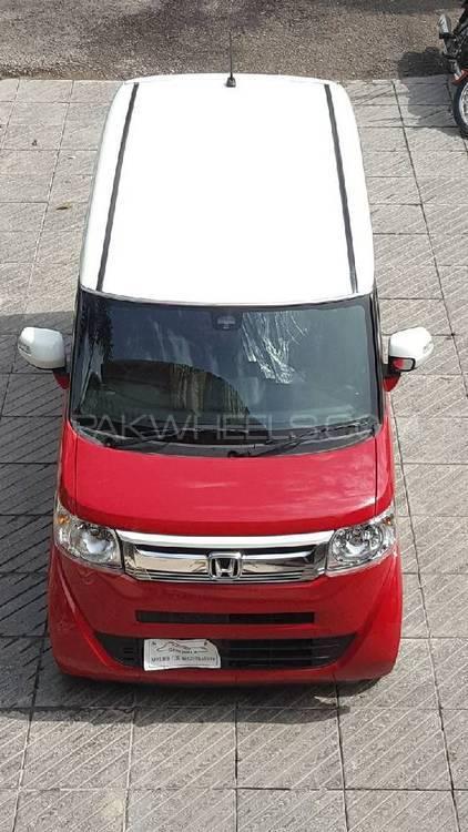 Honda N Box 2015 for sale in Islamabad   PakWheels