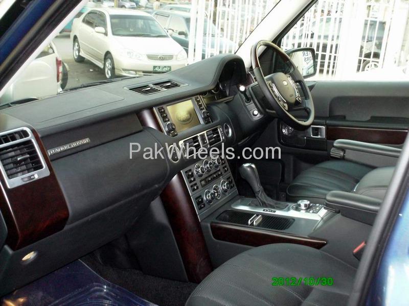 Range Rover Vogue 2008 Image-3
