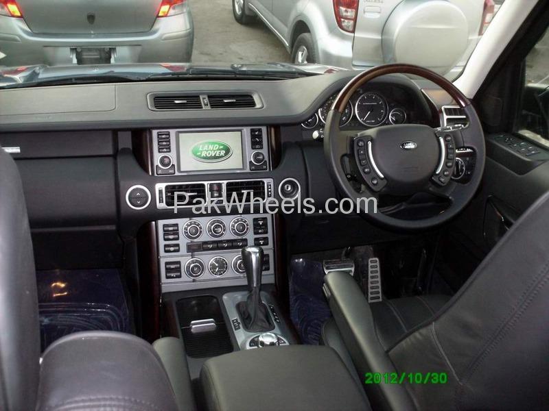 Range Rover Vogue 2008 Image-5