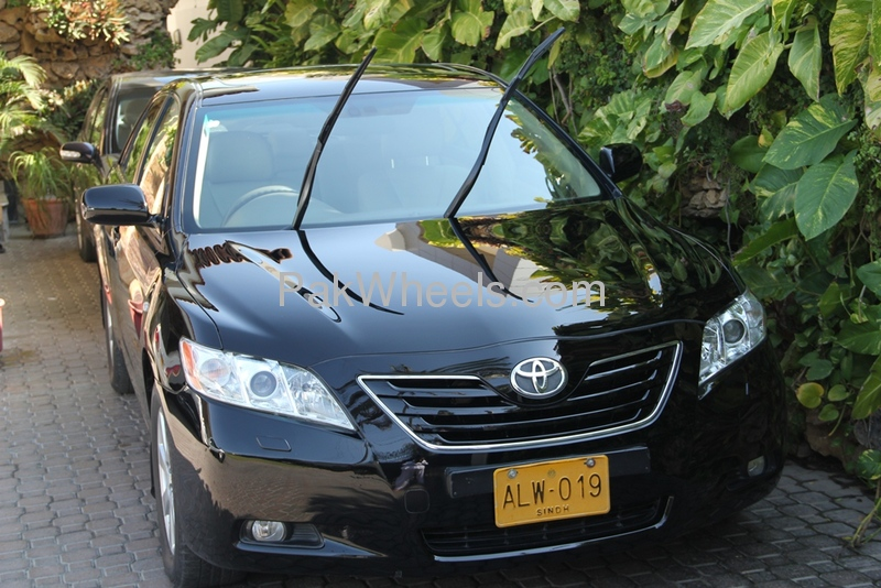 toyota camry up spec automatic 2 4 2006 for sale in karachi pakwheels. Black Bedroom Furniture Sets. Home Design Ideas