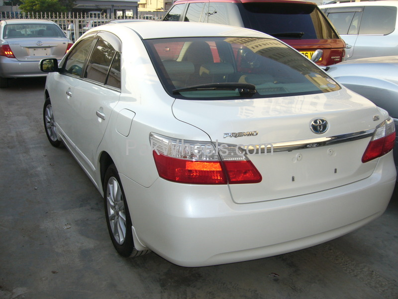Toyota Premio X EX 1.8 2008 Image-2