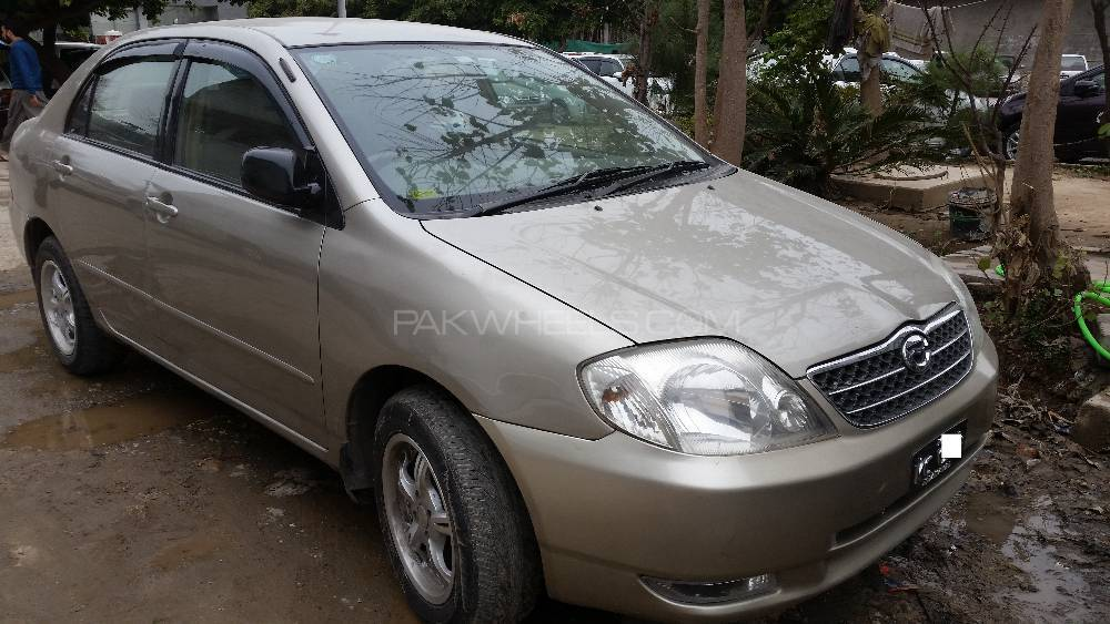 X Corolla For Sale In Lahore Toyota Corolla X 1.5 2...