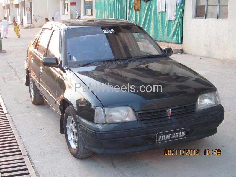 Daewoo Racer 1997 Image-1