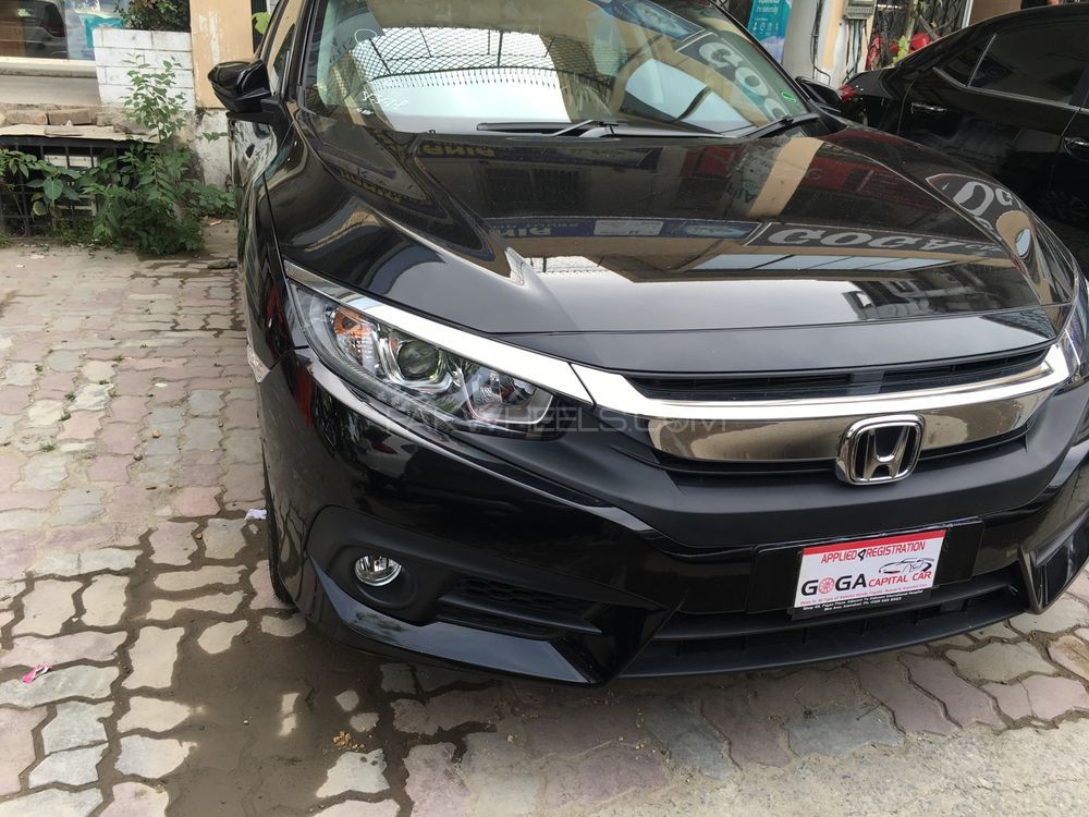 Honda Civic Oriel 1 8 I Vtec Cvt 2017 For Sale In