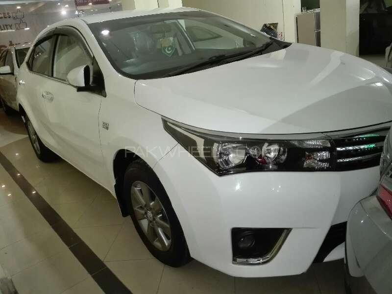 Toyota Corolla Altis Sportivo Automatic 1.6 2016 Image-1