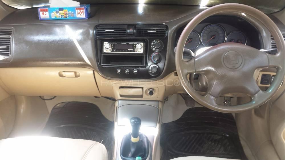 Honda Civic 2004 Manual Cars for sale in Islamabad  Verified Car
