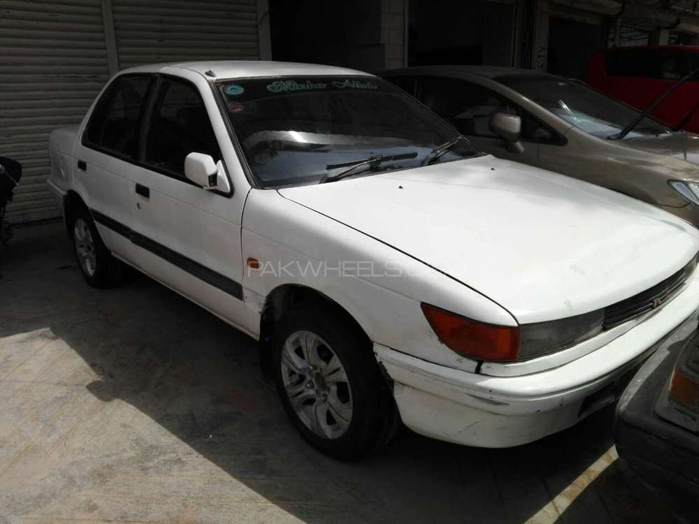 mitsubishi lancer 1989 for sale in karachi pakwheels. Black Bedroom Furniture Sets. Home Design Ideas