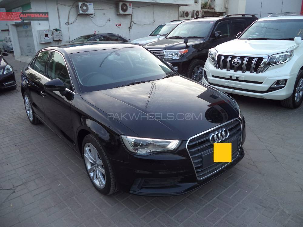 audi a3 1 8 tfsi quattro 2015 for sale in karachi pakwheels. Black Bedroom Furniture Sets. Home Design Ideas