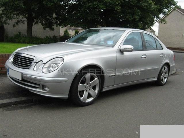 mercedes benz e class e270 cdi 2005 for sale in rawalpindi pakwheels. Black Bedroom Furniture Sets. Home Design Ideas
