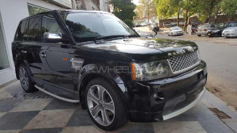 Range Rover Sport V For Sale In Islamabad PakWheels - Sports cars for sale in islamabad
