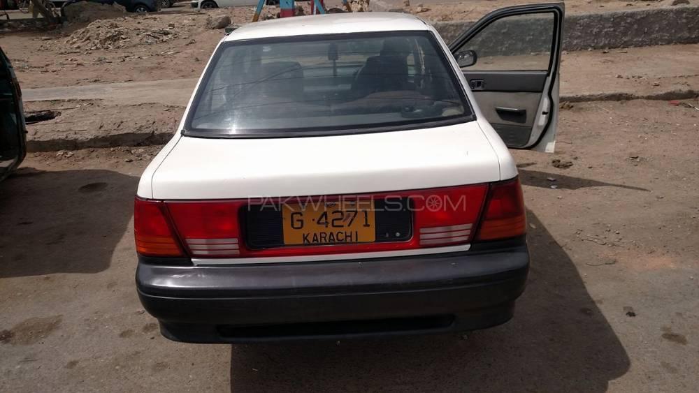 Suzuki Margalla GL 1990 Image-1
