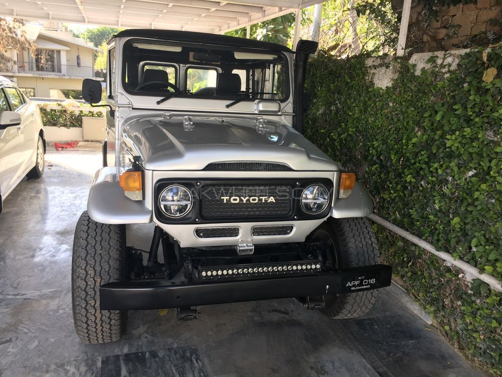 Toyota Land Cruiser FJ40 1984 for sale in Islamabad