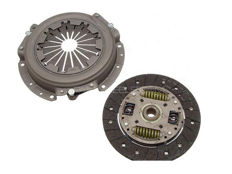 Suzuki New Swift Clutch Plate & Pressure Plate FCC Image-1