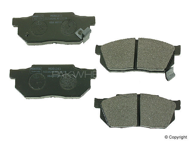 Honda Insight Front Brake Pads  in Lahore