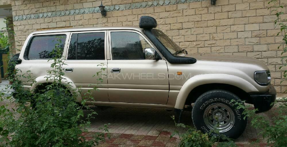 Toyota Land Cruiser GX 4.2D 1990 Image-1