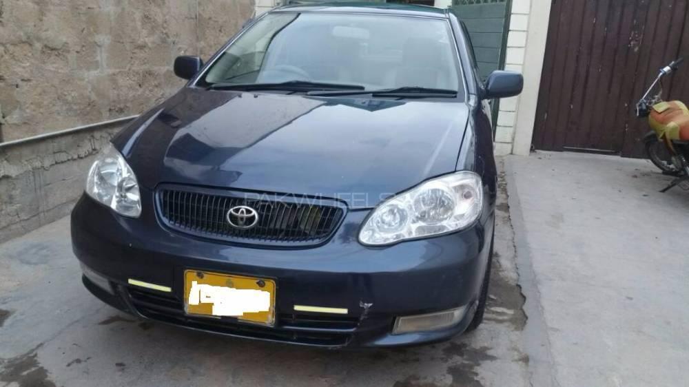 Toyota Corolla SE Saloon Automatic 2003 Image-1