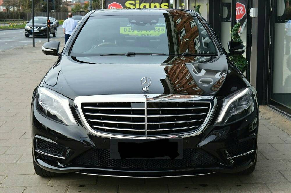 Mercedes benz s class s400 l hybrid amg 2014 for sale in for Mercedes benz s400 price