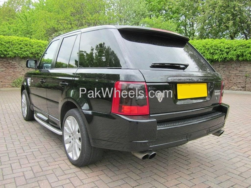 Range Rover Sport Supercharged 4.2 V8 2008 Image-2