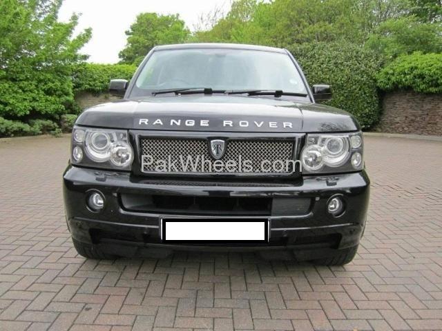 Range Rover Sport Supercharged 4.2 V8 2008 Image-3