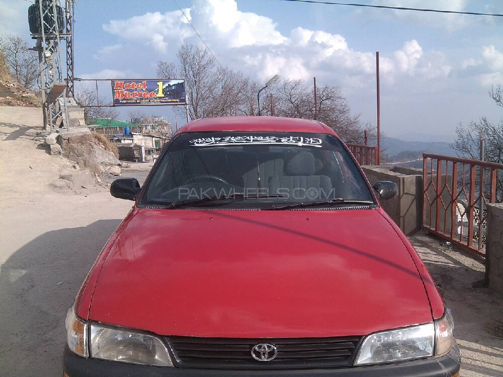 Toyota Corolla 2.0D 1996 Image-1