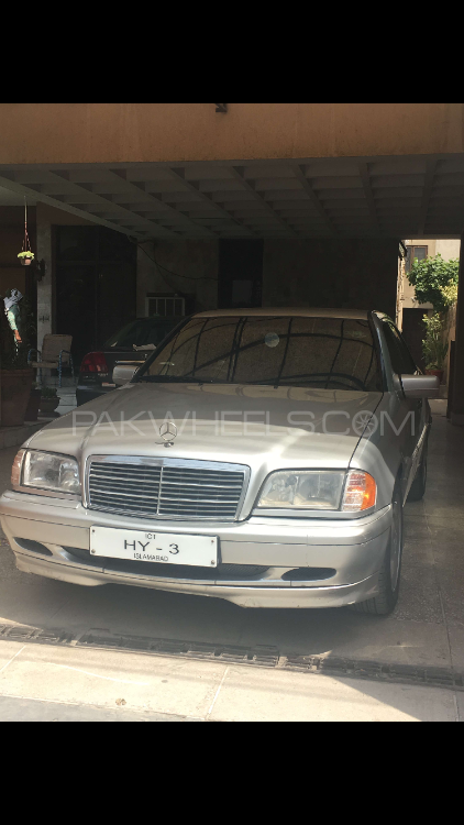 Mercedes benz c class 1998 for sale in lahore pakwheels for Mercedes benz c class 1998