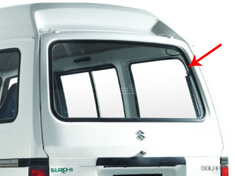 Suzuki Bolan RearShield Glass Genuine in Lahore