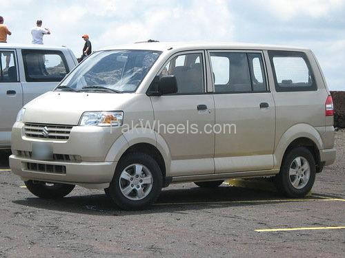 Suzuki APV GLX (CNG) 2007 Image-2
