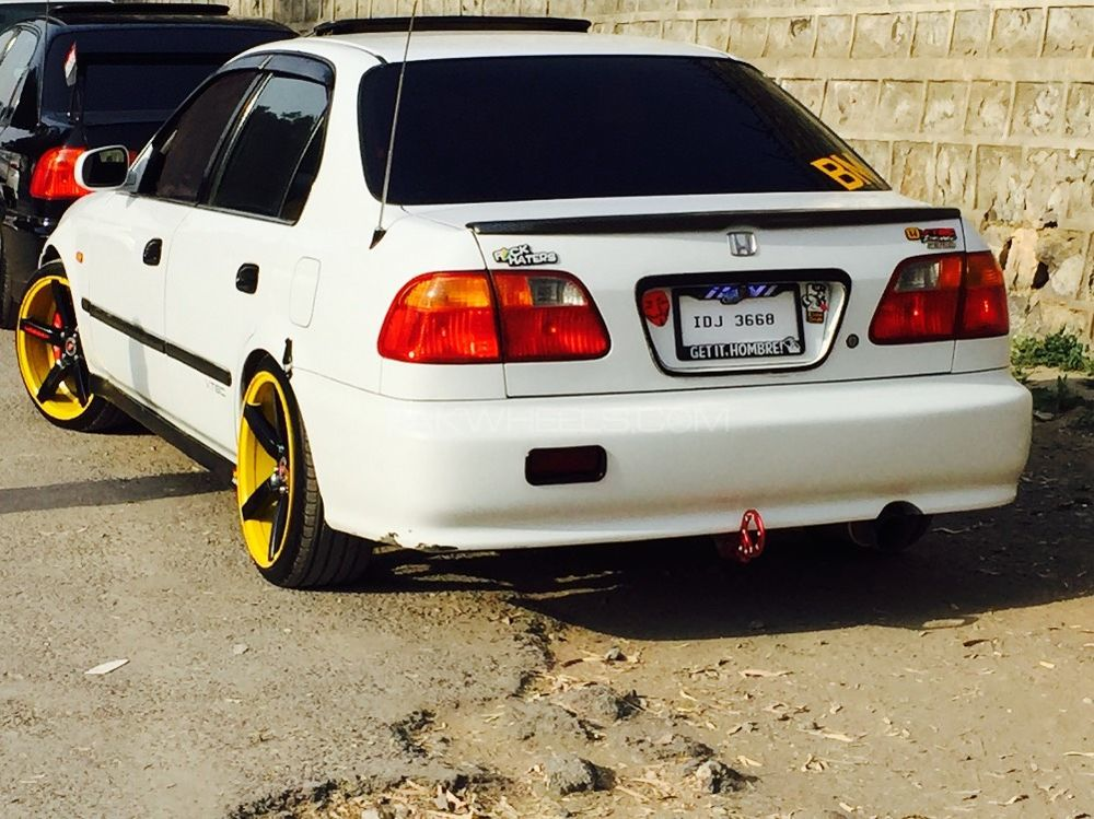 Honda civic vti oriel 1 6 2000 for sale in islamabad for Honda car 2000