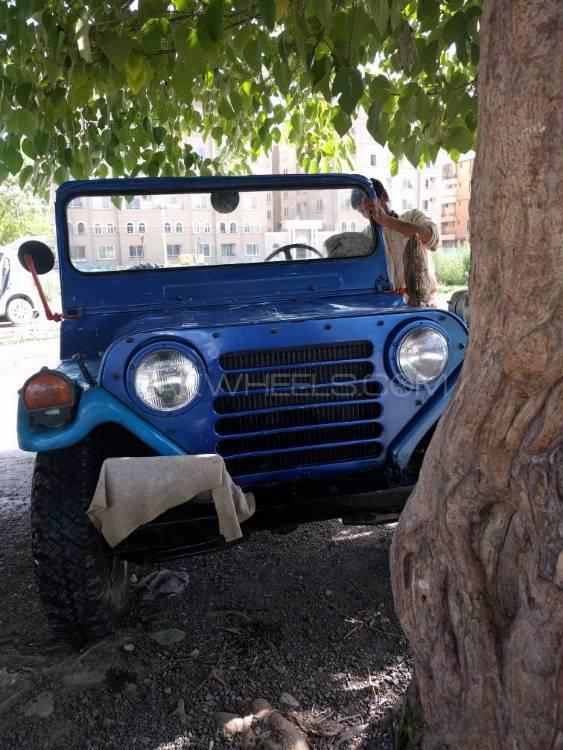 Jeep M 151 1983 Image-1