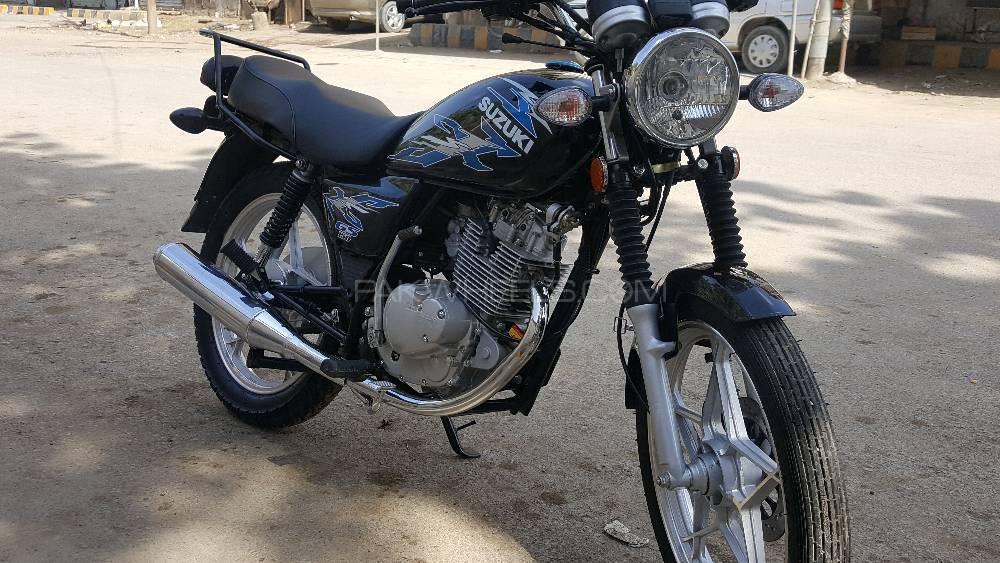 Used Suzuki GS 150 SE 2017 Bike for sale in Karachi ...