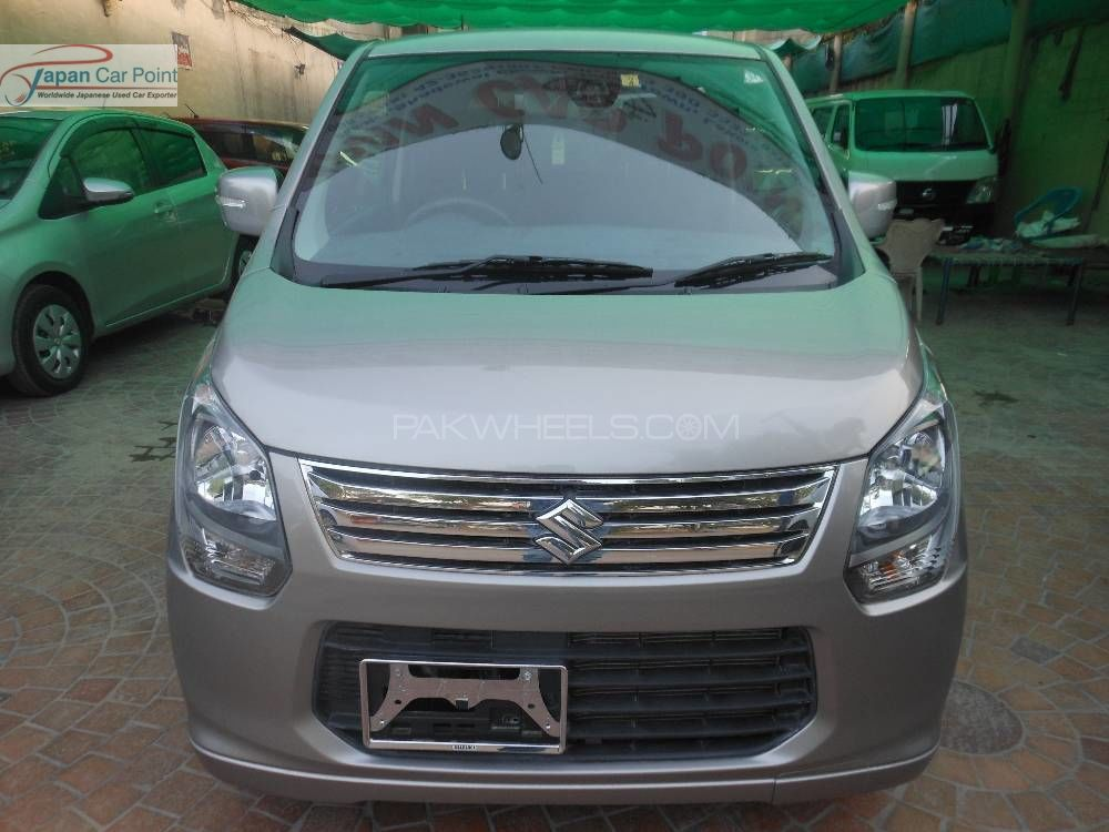 suzuki wagon r fx limited 2014 for sale in lahore pakwheels. Black Bedroom Furniture Sets. Home Design Ideas