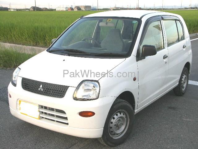 Mitsubishi Minica Black Minica 2007 Image-1