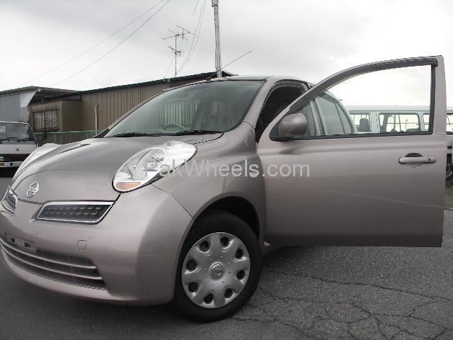 Nissan March Rafeet 2007 Image-4