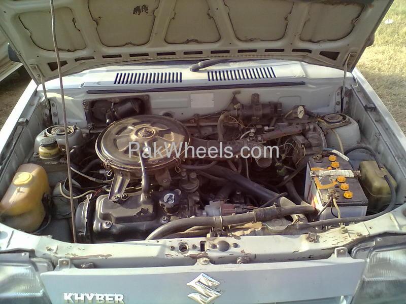 Suzuki Khyber 1998 Image-5