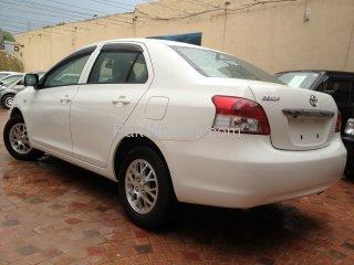 Toyota Belta 2007 Image-2