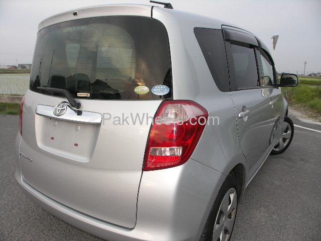 Toyota Ractis 1.3X 2007 Image-3