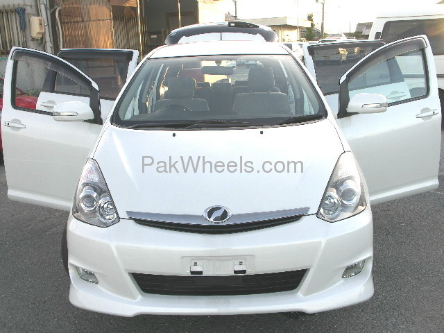 Toyota Wish X-Aero Sport Package 2007 Image-2